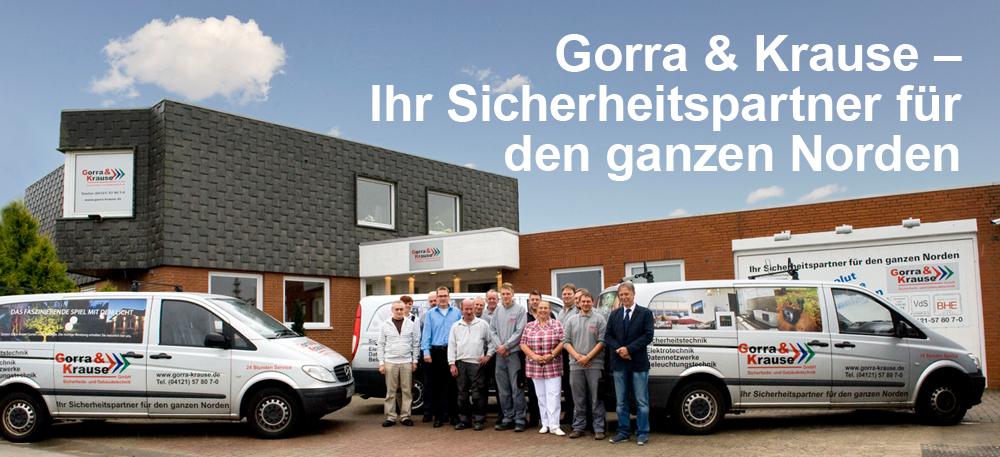 Gorra & Krause Sicherheits- und Gebäudetechnik GmbH aus Elmshorn